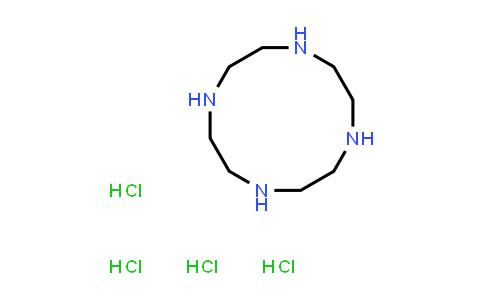 10045-25-7 | 1,4,7,10-Tetraazacyclododecane tetrahydrochloride