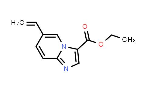 1004550-09-7 | Ethyl 6-vinylimidazo[1,2-a]pyridine-3-carboxylate
