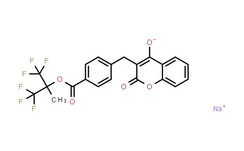 1004551-83-0 | Tecarfarin (sodium)