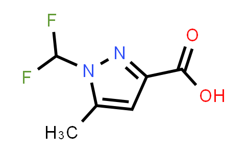 1004643-64-4 | 1-(Difluoromethyl)-5-methyl-1H-pyrazole-3-carboxylic acid
