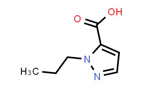 1004643-68-8 | 1H-Pyrazole-5-carboxylic acid, 1-propyl-