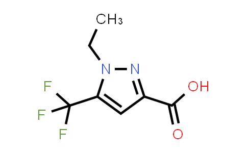 1004643-70-2 | 1H-Pyrazole-3-carboxylic acid, 1-ethyl-5-(trifluoromethyl)-