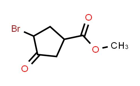 1004764-65-1 | Methyl 3-bromo-4-oxocyclopentane-1-carboxylate