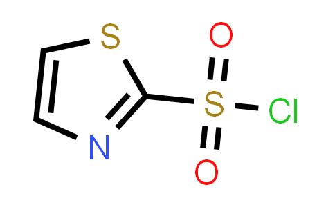 100481-09-2 | Thiazole-2-sulfonyl chloride