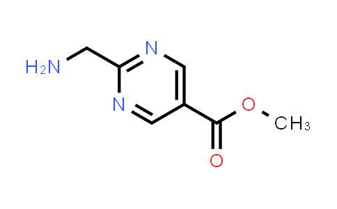 1004973-23-2 | Methyl 2-(aminomethyl)pyrimidine-5-carboxylate