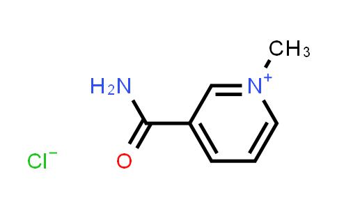 1005-24-9 | 3-Carbamoyl-1-methylpyridin-1-ium chloride
