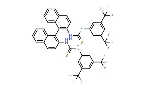 1005003-43-9 | N,N'-(R)-[1,1'-Binaphthalene]-2,2'-diylbis[N'-[3,5-bis(trifluoromethyl)phenyl]thiourea]