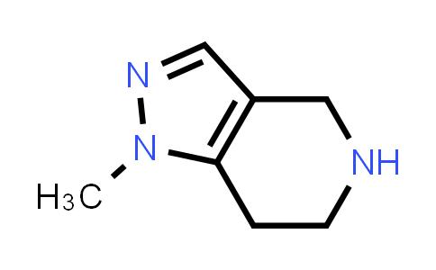 100501-58-4 | 1H-Pyrazolo[4,3-c]pyridine, 4,5,6,7-tetrahydro-1-methyl-