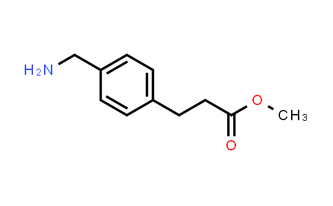 100511-78-2 | Benzenepropanoic acid, 4-(aminomethyl)-, methyl ester