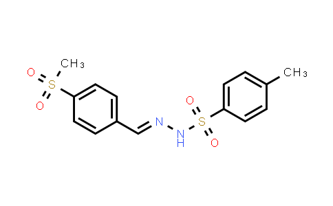 100515-25-1 | Benzenesulfonic acid, 4-methyl-, 2-[[4-(methylsulfonyl)phenyl]methylene]hydrazide