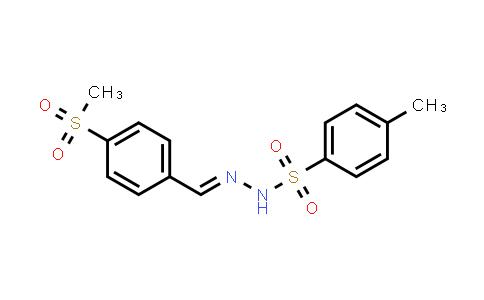 100515-25-1 | Benzenesulfonic acid, 4-methyl-, 2-[[4-(methylsulfonyl)phenyl]methylene]hydrazide