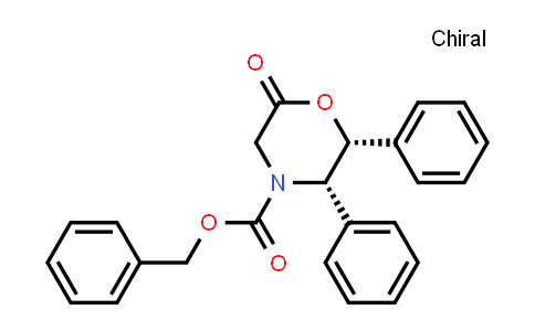 100516-54-9 | Benzyl (2R,3S)-6-oxo-2,3-diphenylmorpholine-4-carboxylate