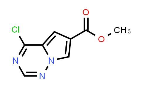 1005196-61-1 | Methyl 4-chloropyrrolo[2,1-f][1,2,4]triazine-6-carboxylate