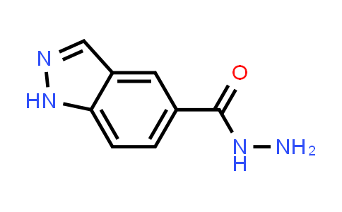 1005205-25-3 | 1H-Indazole-5-carbohydrazide