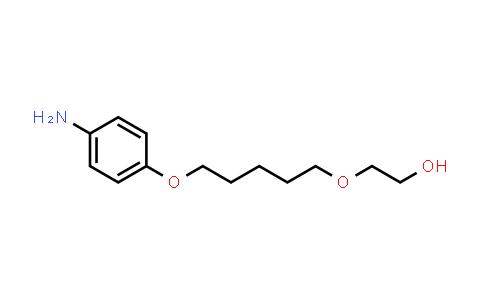 100523-04-4 | 2-[5-(4-Aminophenoxy)pentoxy]ethanol