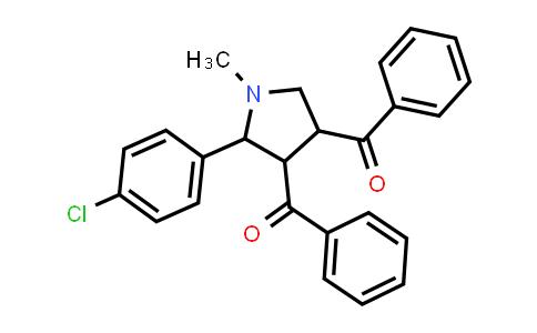 1005240-76-5 | Methanone, 1,1'-[5-(4-chlorophenyl)-1-methyl-3,4-pyrrolidinediyl]bis[1-phenyl-