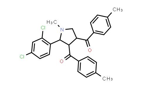 1005270-68-7 | Methanone, 1,1'-[5-(2,4-dichlorophenyl)-1-methyl-3,4-pyrrolidinediyl]bis[1-(4-methylphenyl)-