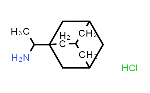 1005341-54-7 | Tricyclo[3.3.1.13,7]decane-1-methanamine, α-methyl-, hydrochloride (1:1), (αS)-