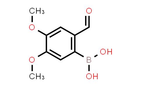1005346-96-2 | (2-Formyl-4,5-dimethoxyphenyl)boronic acid