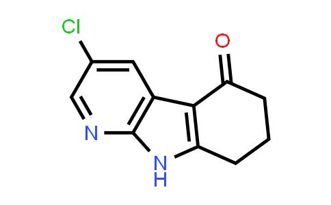 1005498-46-3 | 3-Chloro-6,7,8,9-tetrahydro-5H-pyrido[2,3-b]indol-5-one