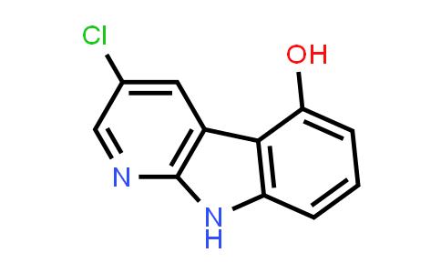 1005498-50-9 | 3-Chloro-9H-pyrido[2,3-b]indol-5-ol