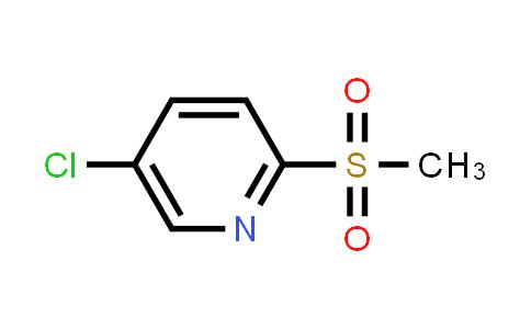 100560-78-9 | 5-Chloro-2-(methylsulfonyl)pyridine