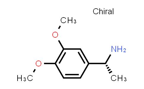 100570-24-9 | Benzenemethanamine, 3,4-dimethoxy-α-methyl-, (αR)-