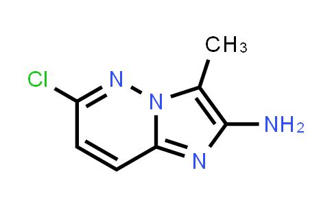 1005785-59-0 | 6-Chloro-3-methylimidazo[1,2-b]pyridazin-2-amine