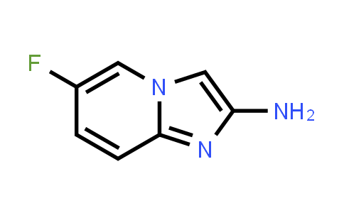 1005785-63-6 | 6-Fluoroimidazo[1,2-a]pyridin-2-amine