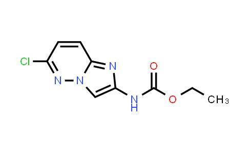 1005785-65-8 | Ethyl (6-chloroimidazo[1,2-b]pyridazin-2-yl)carbamate