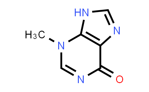 1006-11-7 | 3-Methyl-3,9-dihydro-6H-purin-6-one