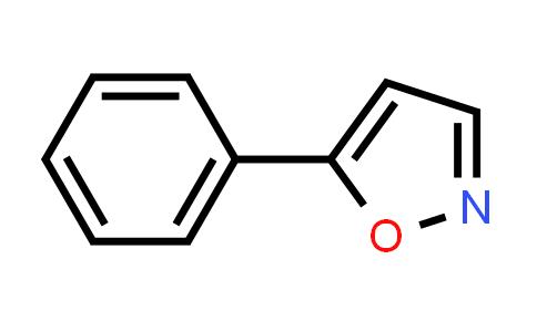 1006-67-3 | 5-Phenylisoxazole
