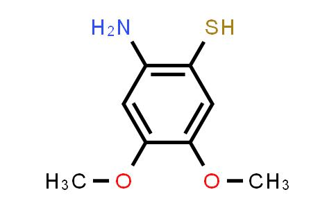 100601-30-7 | 2-Amino-4,5-dimethoxybenzene-1-thiol