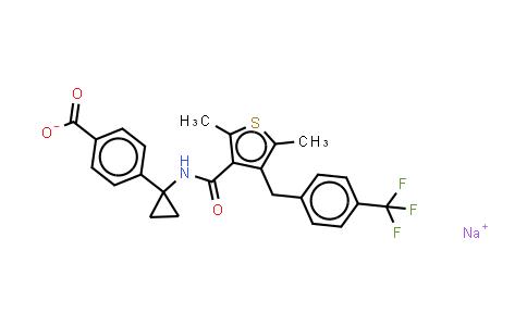 1006036-88-9 | MK-2894 (sodium salt)