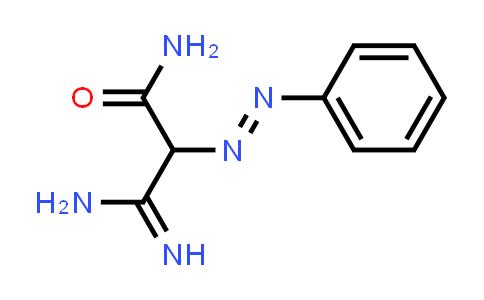 100607-08-7 | 2-Carbamoyl-2-(phenylazo)acetamidine