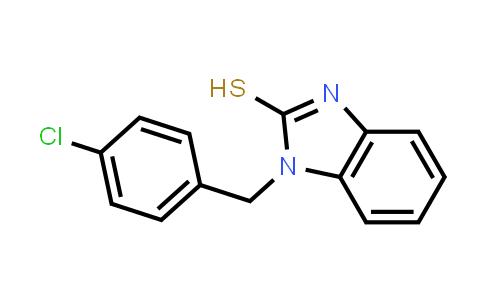 100622-93-3   1-(4-Chlorobenzyl)-1H-benzimidazole-2-thiol