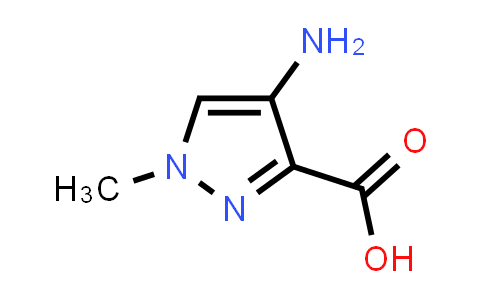 1006334-34-4 | 4-Amino-1-methyl-1H-pyrazole-3-carboxylic acid