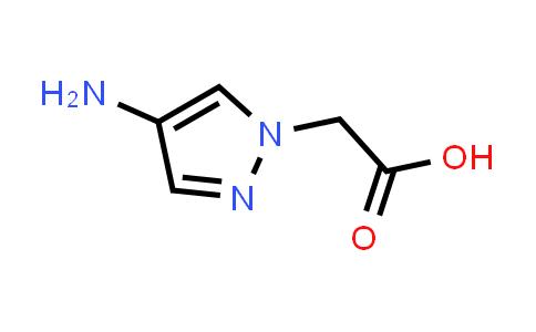 1006348-46-4 | 2-(4-Amino-1H-pyrazol-1-yl)acetic acid