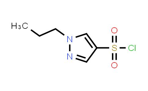 1006348-63-5 | 1-Propyl-1h-pyrazole-4-sulfonyl chloride
