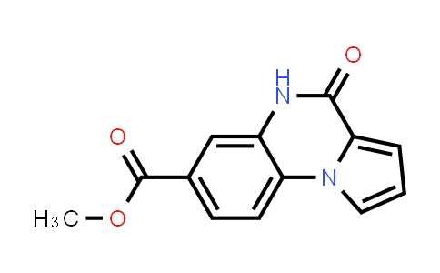 1006385-87-0 | Pyrrolo[1,2-a]quinoxaline-7-carboxylic acid, 4,5-dihydro-4-oxo-, methyl ester