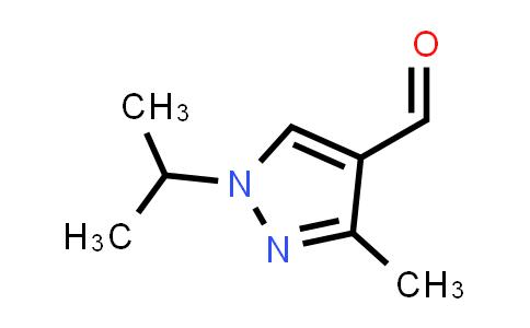 1006453-59-3 | 1-Isopropyl-3-methyl-1H-pyrazole-4-carbaldehyde