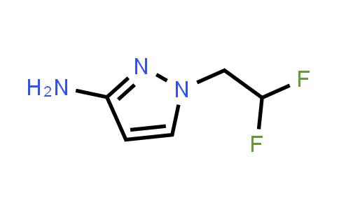 1006462-38-9 | 1-(2,2-Difluoroethyl)-1H-pyrazol-3-amine