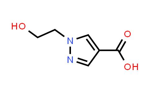1006469-47-1 | 1-(2-Hydroxyethyl)-1H-pyrazole-4-carboxylic acid