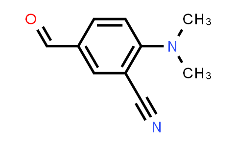 100655-27-4 | Benzonitrile, 2-(dimethylamino)-5-formyl-
