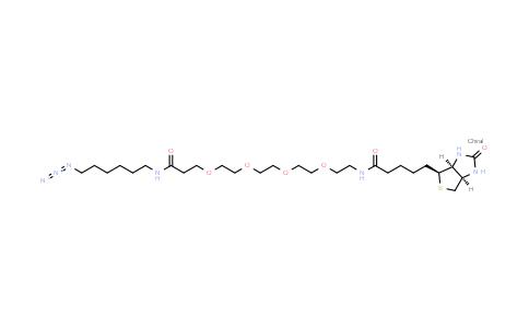 1006592-62-6 | Biotin-PEG4-Amide-C6-Azide