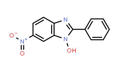 10066-14-5 | 1H-Benzimidazole, 1-hydroxy-6-nitro-2-phenyl-