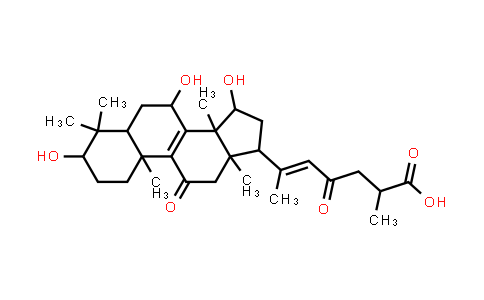 100665-42-7 | Ganoderenic acid C