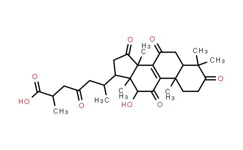 100665-44-9   Deacetyl Ganoderic Acid F
