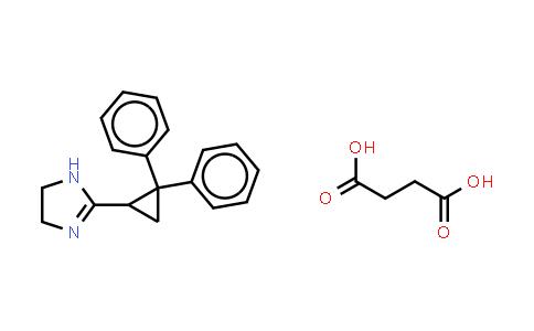 100678-32-8   Cifenline succinate