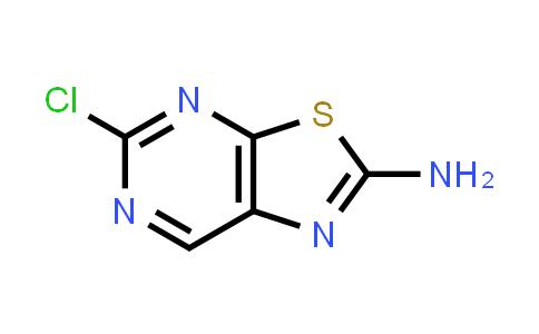 1006879-06-6 | 5-Chlorothiazolo[5,4-d]pyrimidin-2-amine